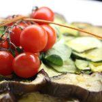 Receta de berenjenas en ensalada, locas de la vida, recetas fáciles