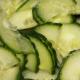 Ensalada de pepino - Locas de la vida, recetas fáciles y rápidas de preparar para principiantes con ganas