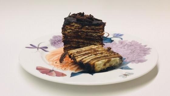 Tarta de galletas María, chocolate y moka | Locas de la vida, Blog de recetas de cocina para principiantes, recetas fáciles y rápidas de preparar