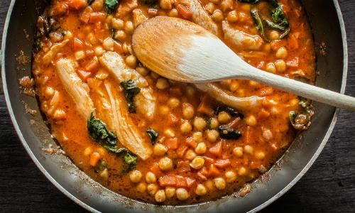 Potaje de vigilia | Locas de la vida, recetas de cocina fáciles y rápidas de preparar